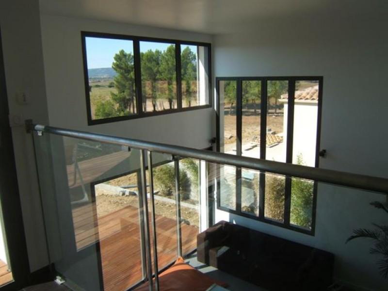 maison contemporaine r gion h rault partner. Black Bedroom Furniture Sets. Home Design Ideas