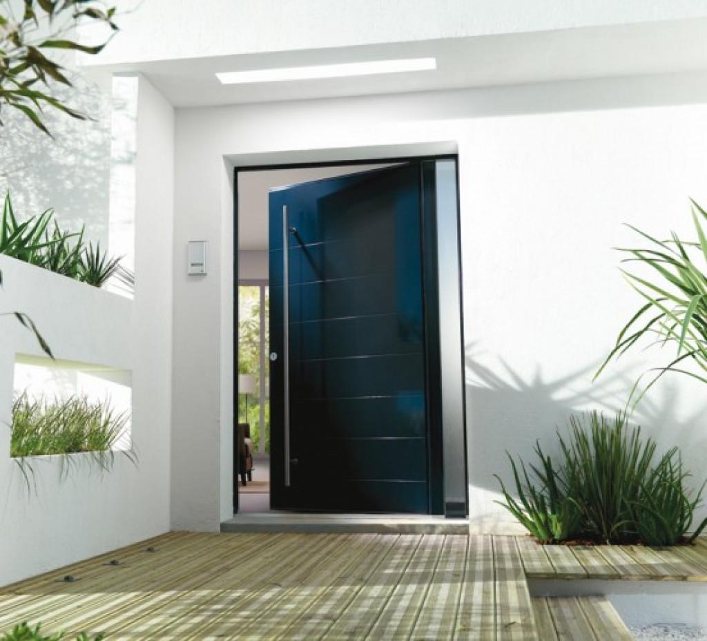 Porte d 39 entr e montpellier nimes grasse partner for Porte terrasse