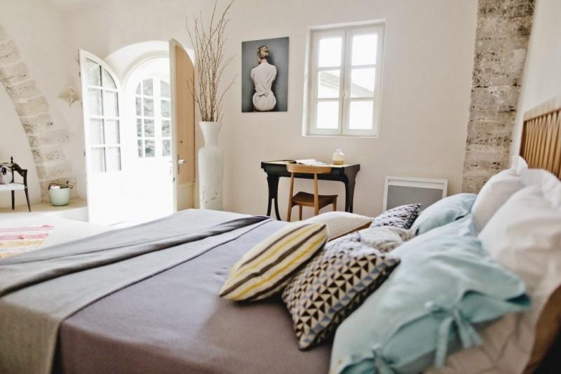 R novation maison proven ale du xviie si cle cavaillon 13 partner menuiseries - Decoration interieure man of cloth ...