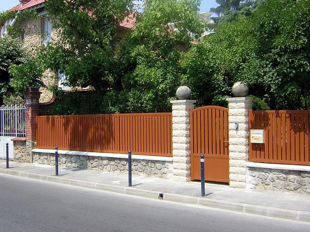 clôture bois Distral