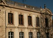Rénovation du château de Fontségugne reproduction de fenêtres à l'identique