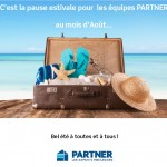 partner menuiseries congés